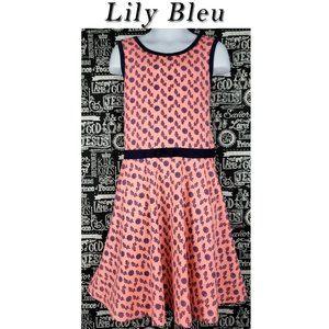 Lily Bleu Dress Size 6X